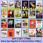 Movie Poster Musical Theatre Poster Musicals Posters Film Musical Posters Film £2.97 GBP on eBay