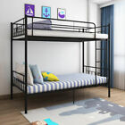 3FT Single Metal Bunk Bed Frame Twins 2 Beds for Adult Children Kids New