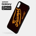 Triumph Motorcycles For Iphone 6 7 8 X XS XR XS Max New Case Cover $14.98 USD on eBay