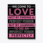 Perfect Romantic Gift For Wife Canvas Print