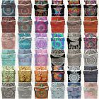 Duvet Cover Set Indian Mandala Bohemian Hippie Quilt Cover Comforter Bedding Set image