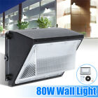 125W LED Wall Pack Commercial Industrial Light Outdoor Security Lighting Fixture