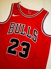 Michael Jordan #23 Chicago Bulls Nike Swingman Icon Edition Jersey 19/20 on eBay