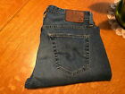 AG ADRIANO GOLDSCHMIED IVES MODERN ATHLETIC JEANS 31 X 32 VERY NICE!