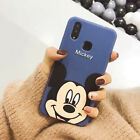 3D Cartoon Silicone Rubber Case For Huawei P20 Lite P Smart Honor 8A Y6 Y9 2019