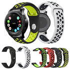 For Samsung Gear S3 Classic/ Frontier 46mm Smart Watch Band Wrist Strap Silicone image