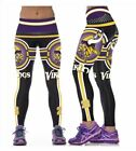 Minnesota Vikings S/M-L/XL (4-16) Women's Normal Quality Leggings Football on eBay