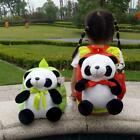 Cute Children Kids Kindergarten School Toddler Girl Boy Backpack Panda Book Bag