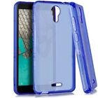 For Wiko Life 2 u307as Slim TPU Flexible Gel Skin Case Phone Cover
