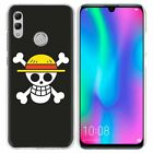 One Piece Anime Phone Case For Huawei Honor 7 8 8X 9 10 10i Y5 Y6 Y7 Y9 Enjoy 9S