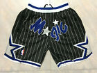 NWT Stitched Orlando Magic NBA Basketball Shorts Men's Pants black on eBay