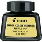Pilot SC-RF Refill Ink for Super Color Permanent Markers, Choose Color