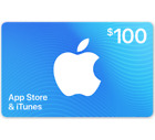 App Store & ITunes Gift Cards - $25 $50 Or $100 (Email-Delivery) For Sale