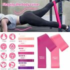 Exercise Resistance Band Loop Crossfit Fitness Elastic Training Gym Yoga Workout image