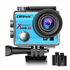 Campark ACT74 Action Camera 16MP 4K WiFi Underwater Photography 170 Degree Ultra