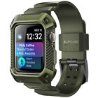 For Apple Watch 5 4 iWatch 5 4 Band Case, SUPCASE UBPro Wristwatch w/ Strap Band image