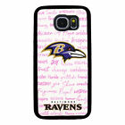 BALTIMORE RAVENS PHONE CASE FOR SAMSUNG GALAXY S5 S6 S7 S8 S9 S10 PLUS EDGE NOTE $14.99 USD on eBay