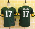 Men's Green Bay Packers #17 Davante Adams Green Team Stitchted Game Jersey on eBay