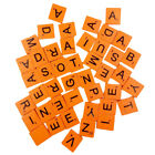 Wooden Letters Children Crafts Kids Print Words Infant Brain Game Toys Gift NEW