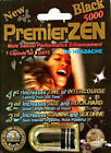 Premier ZEN Black 5000 Male Sexual Performance Enhancement AUTHENTIC $23.95 USD on eBay