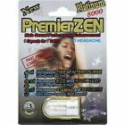 Premier ZEN New Platinum 8000 Male Sexual Performance Enhancement AUTHENTIC $49.95 USD on eBay