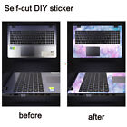 """1Pc Protective Decal Sticker Skin Cover for Macbook 11/13/15"""" Laptop Notebook"""