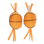 Set of 2  Outdoor Pet Toys Dog Throw Ball Toy For Small Medium Dog Puppy