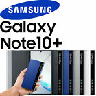 New original SAMSUNG Clear View Cover EF-ZN975 w/Box for Galaxy Note10+ SM-N975