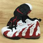 Nike Air DT Max 96 White Varsity Red Black Mens SZ 11 Deion Sanders Diamond Turf