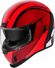 Icon Airform CONFLUX Full-Face Helmet (Red) Choose Size