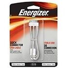 Energizer usb sync/charging cable - for ipad- ipod- iphone proprietary