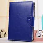 """Flip Stand Leather Tablet Case Cover For Various 7"""" Android Tablet PC"""