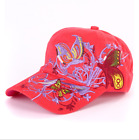 AKIZON Fashion Baseball Cap Hats For Women Snapback Butterflies Flowers FemaLe
