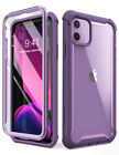 For 2019 iPhone 11, i-Blason Ares Slim Full Body Clear Case Cover w/ Screen 6.1""