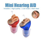 1 2X Mini Inner Ear Hearing Aid Sound Voice Amplifier for Ealderly Health Care