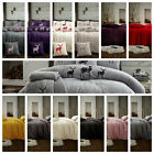 Teddy Bear Sherpa Fleece Thermal Warm Soft Bedsheet, Duvet Cover Set or Throws