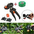 Plant Garden Fruit Tree Pro Pruning Shears Scissor Grafting Cutting Tools Set TY