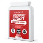 Concentrated Tart Montmorency Cherry Capsules High Strength Gout Joints Sleep