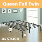 Kyпить Queen Full Twin Size Bed Frame Heavy Duty Mattress Platform Folding Steel Base на еВаy.соm