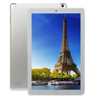 10.1 Inch Android Ten-Core Tablet PC 6+64GB WIFI Bluetooth Touch Screen Silver