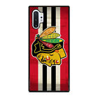 CHICAGO BLACKHAWKS Samsung Galaxy Note 5 8 9 10 Plus Case Cover $15.9 USD on eBay