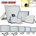 LED Flood Lights 500W 300W 200W 150W 100W 50W 30W 20W 10W Yard Path Garden Lamp