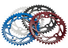 INSIGHT BMX 5 BOLT CHAINRING 110MM red/black/blue/silver
