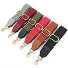 Wide Shoulder Bag Belt Strap Crossbody Adjustable Replacement Handbag Handle New
