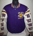 LOS ANGELES LAKERS 16 TIME NBA FINALS CHAMPIONS Jacket  S M L XL 2X on Ebay