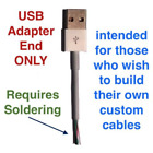 USB Cable Cord Charger For Samsung Galaxy Tab Tablet 2 7.0 7.7 8.9 Note 10.1 lot
