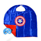 Superhero Capes and Masks for Kids Teen Adult Boys Girls Costume Party Favors
