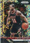 2018-19 PANINI PRIZM FAST BREAK DISCO SILVER PARALLEL DION WAITERS HEAT NO. 166