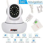 Wireless 1080P Pan Tilt Network Home CCTV IP Camera IR Night Vision WiFi Webcam