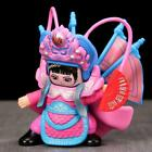 Chinese Face Changing Doll Traditional Peking Opera Mask Toys Souvenir Gift 六变脸谱